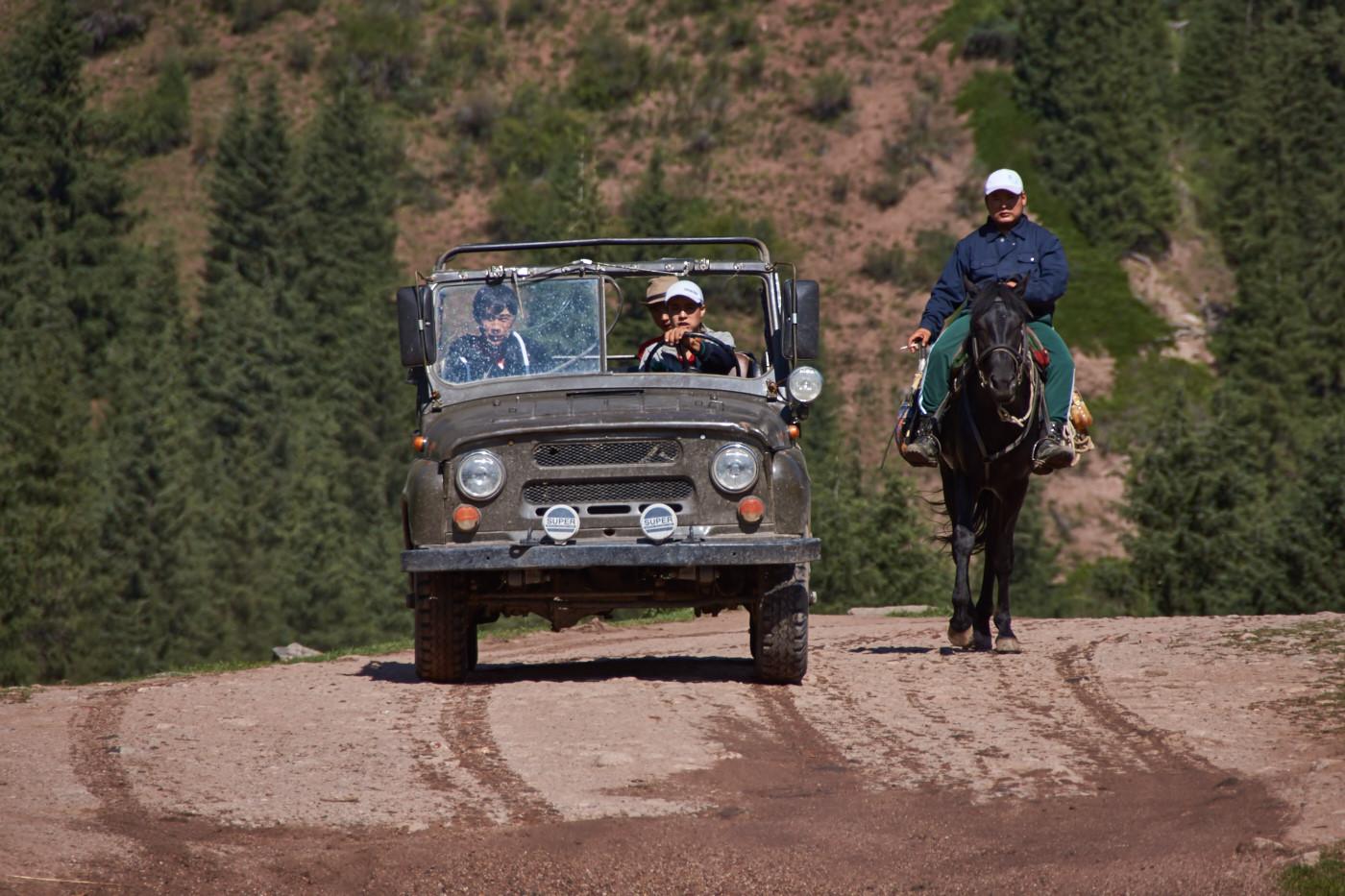 Волок - Туркестан 2015